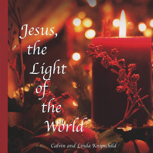 Jesus,the Light of the World (Book + CD)