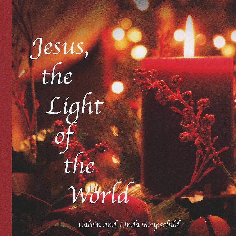 Jesus,the Light of the World (Book + CD) | Christian Edition