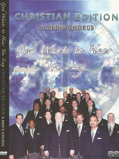 God Wants to Hear You Sing (DVD)