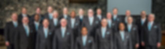 A Christian Men's chorus that sings Christian Music