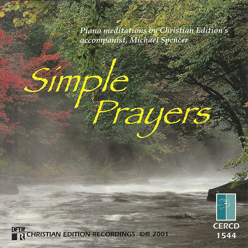 Simple Prayers (Piano Meditations)