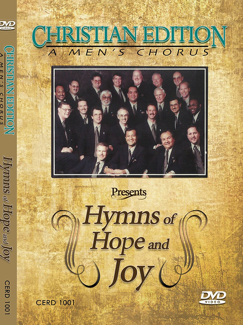 Hymns of Hope and Joy (DVD)