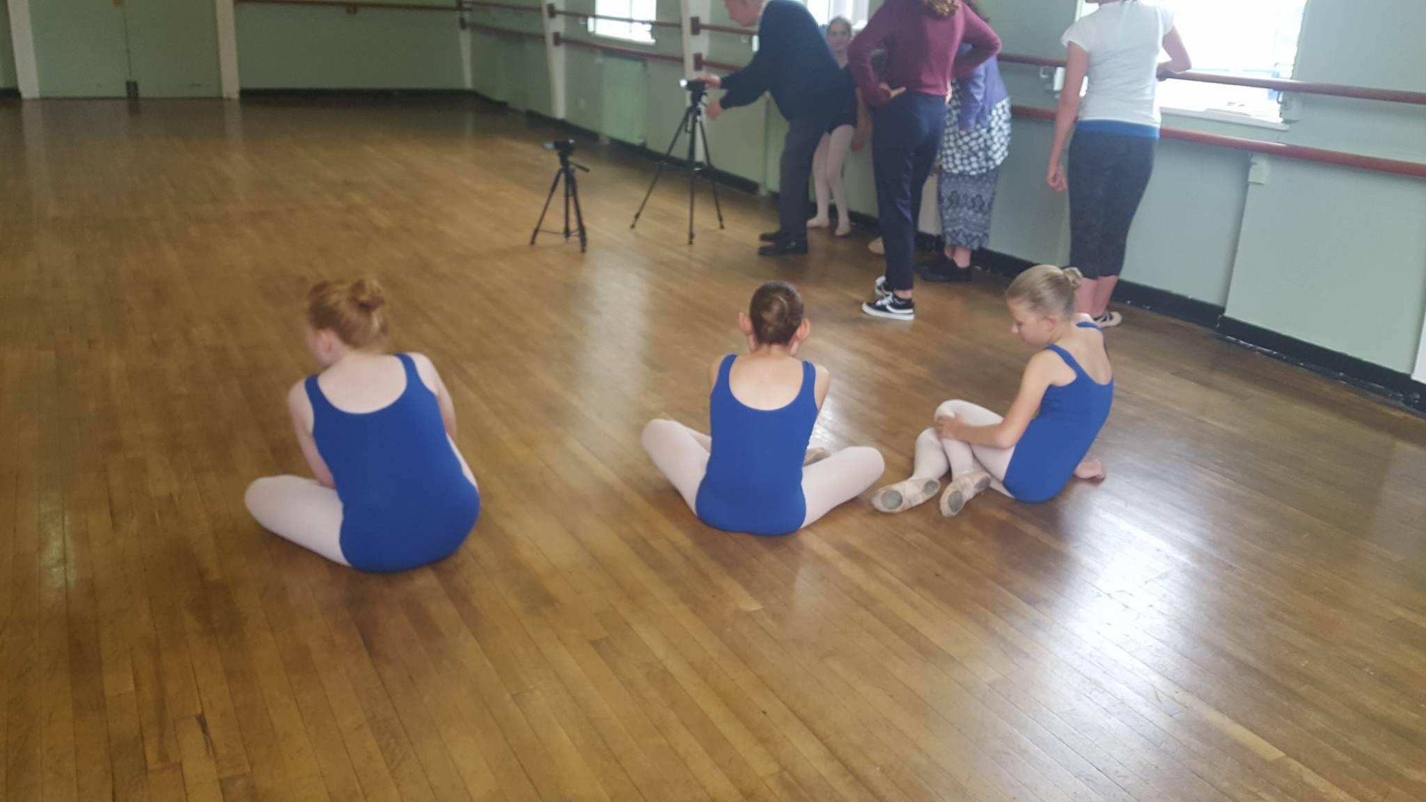 Lymington Centre filming project