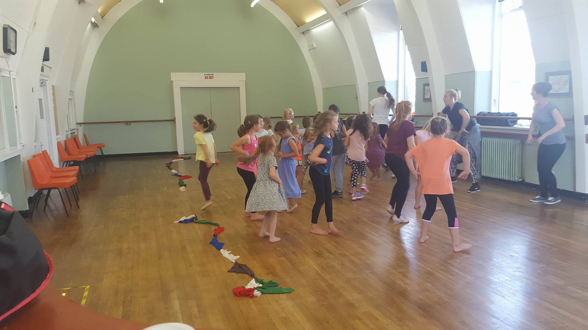 Oliver Musical Theatre workshop