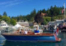 Beaver Picnic Boat