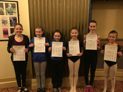 English youth ballet placements