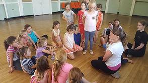 New Forest Academy of Dance Summer schools