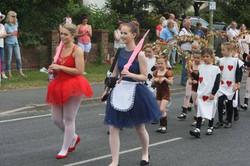 Alice in wonderland carnival