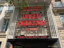 Roger Hodgson - L'Olympia, Paris.