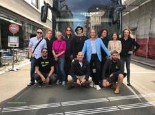 Roger Hodgson Band & Crew