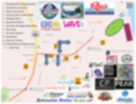 Beachcomber Days 2019 Map of Events.png