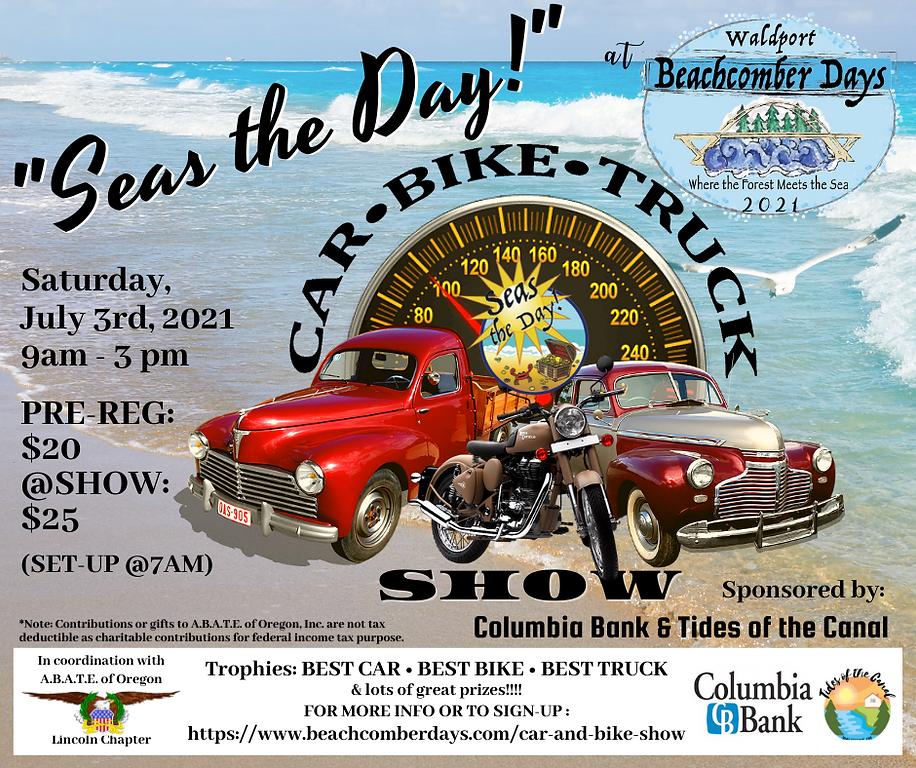 New 2021 Car Bike Show Seas the Day-0611