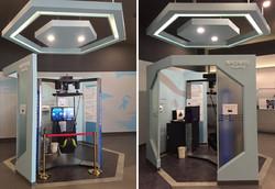 울진과학관- 4D VR 패러글라이딩 제작 설치