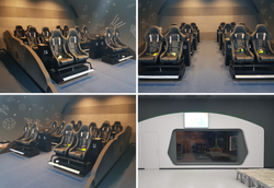 전북119 원자력체험관- VR 체험관