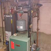 previous boiler
