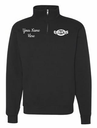 Collared Sweatshirt