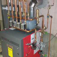 boiler completed