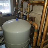 old boiler manifold