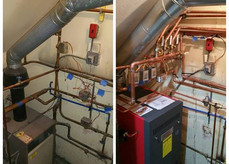 Indirect Heating System