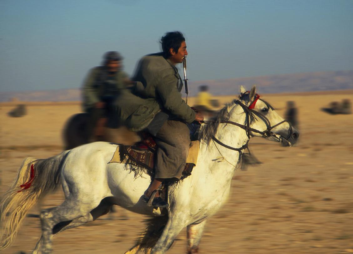 Buzkashi, Northern Afghanistan.