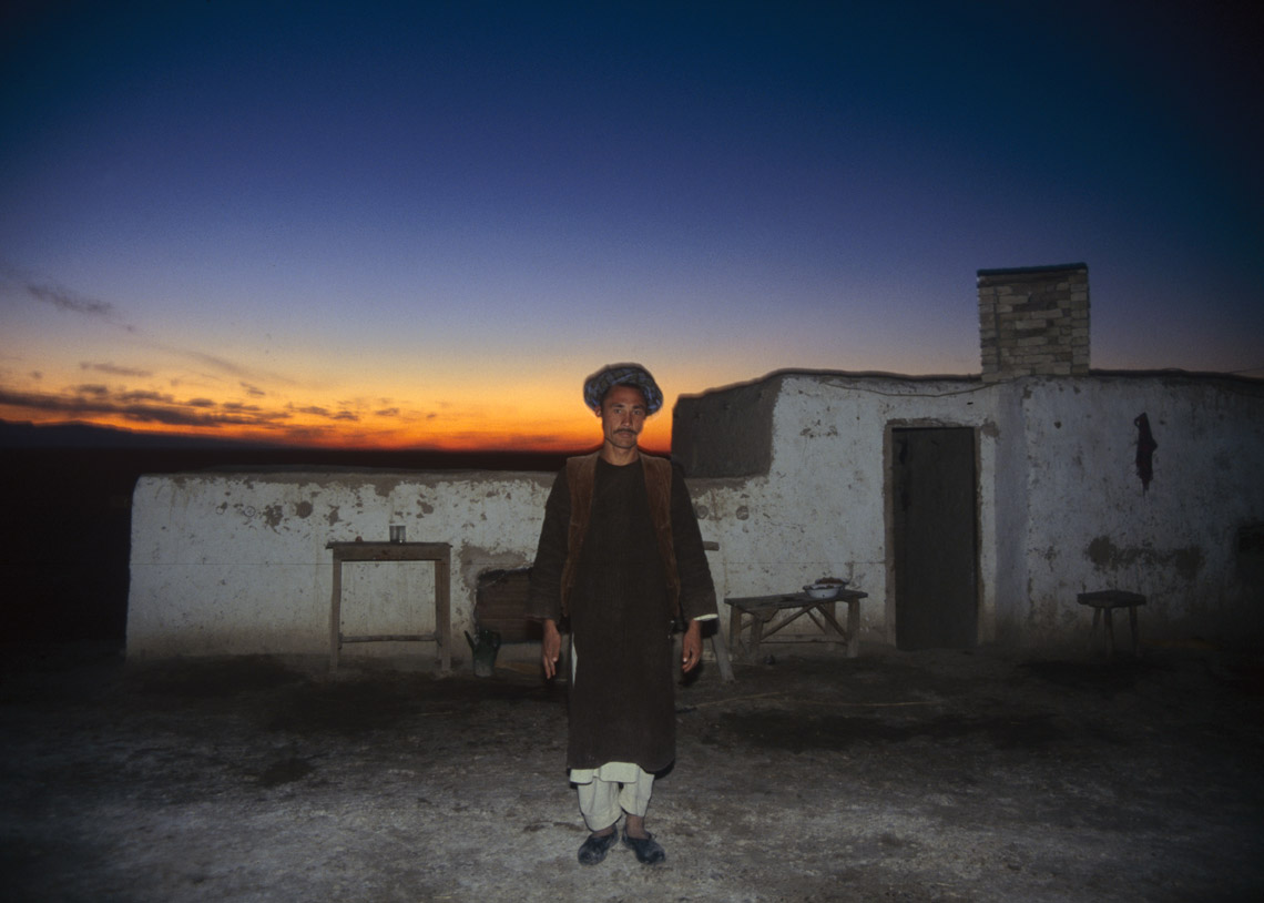 Dostum's last outpost, Afghanistan