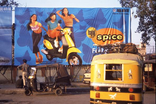 Amritsar billboard