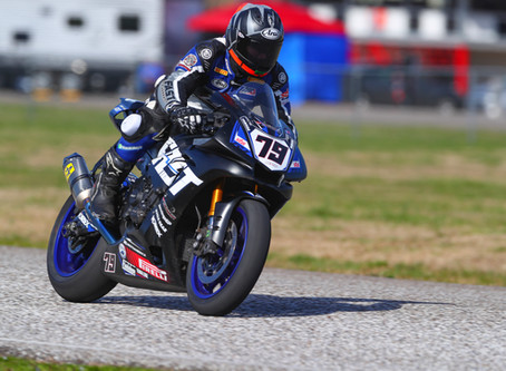 Bettis Shows Serious Speed At TGPR