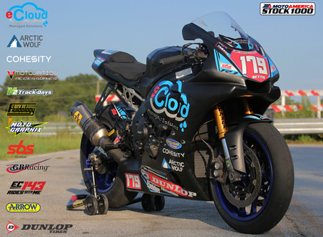 FAST Moto Joins Forces with Major Tech Companies To Compete In The MotoAmerica Stock 1000 Series