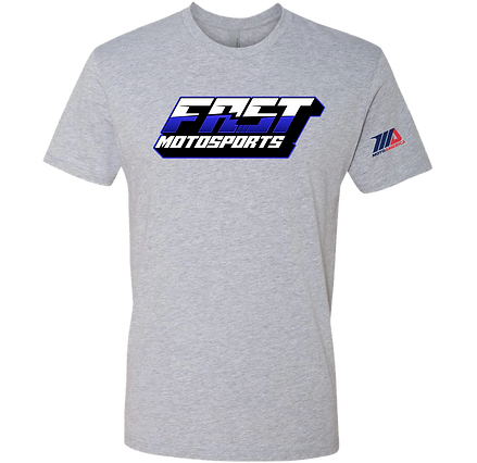 FAST Motosports Tee Front.png