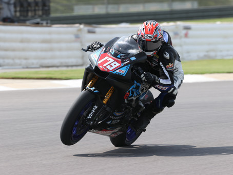 Challenging Weekend @ MotoAmerica Barber Round