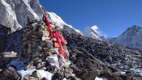 Trek k Everestu v době pandemie