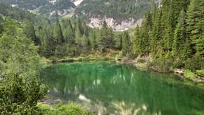 Desetidenní trek - Peaks of Balkan