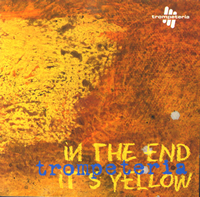 In the end it's yellow