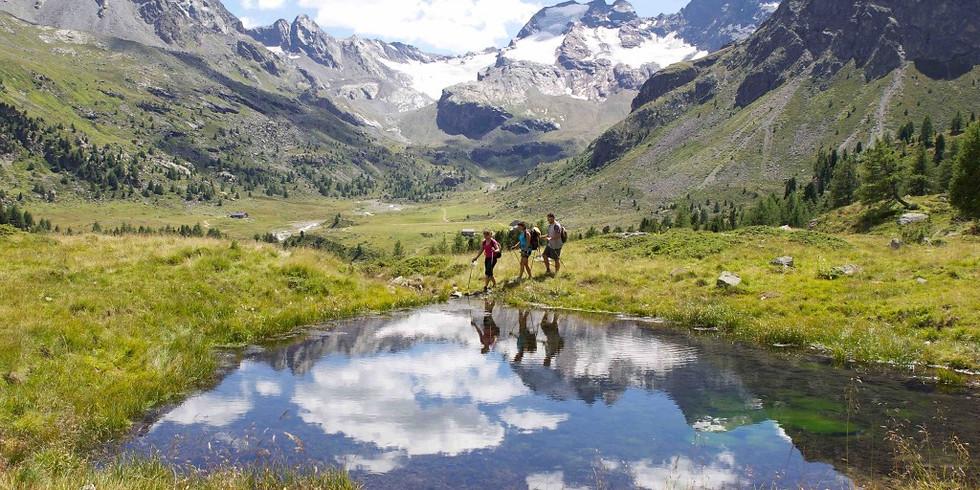Settimana trek&wellness a Livigno&Bormio