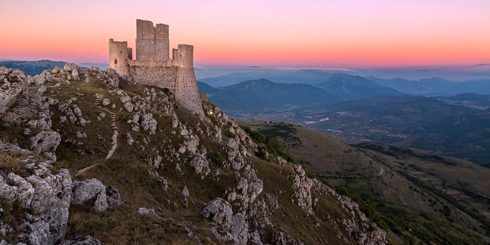 Tramonto a Rocca Calascio
