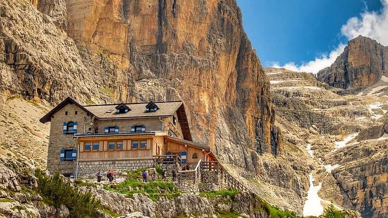 Trekking letterario delle Dolomiti del Brenta