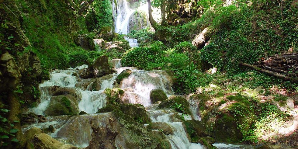 Le cascate di Rioscuro leggendo Ascanio Celestini