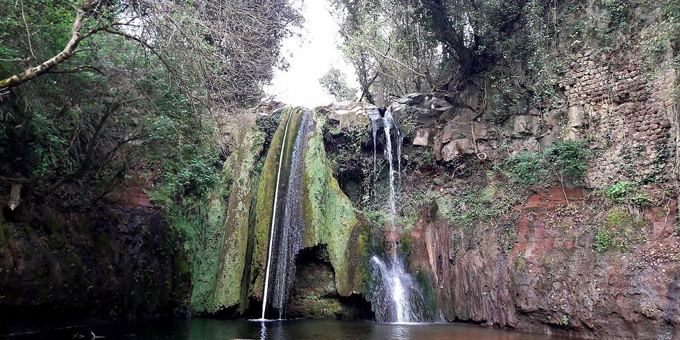 Poesiatrek tra cascate e acquedotti