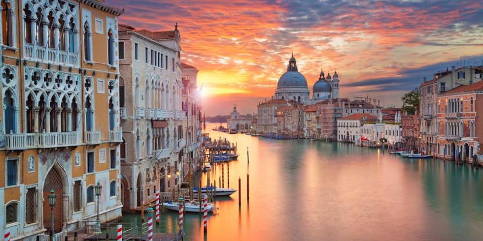 Week end camminletterario a Venezia