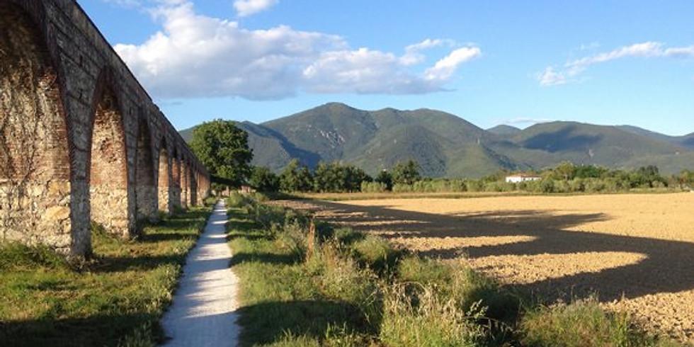 Da Lucca a Pisa sulla Via degli Acquedotti