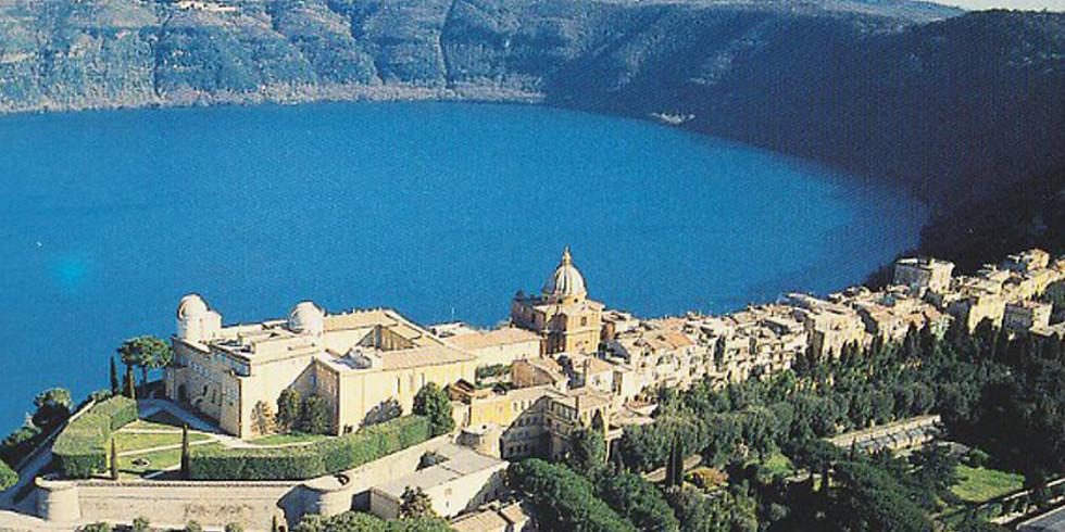 Grande traversata dei Castelli da Frascati ad Albano