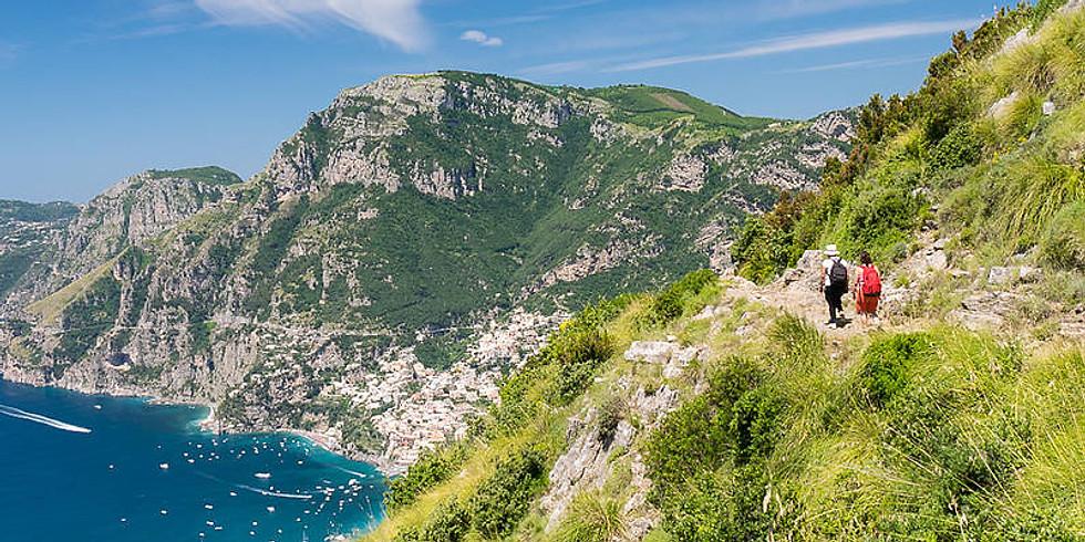 """Grande traversata della Costiera Amalfitana con """"delitto""""!"""