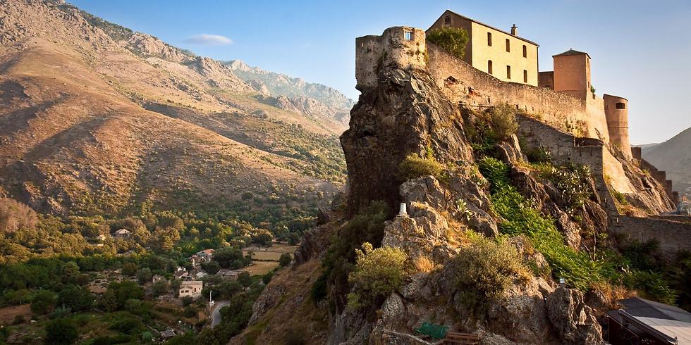 Trenotrek tra le montagne della Corsica