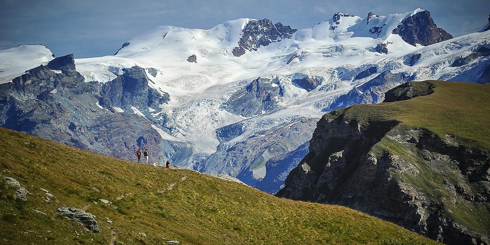 Ferragosto over 3000 in Val d'Aosta