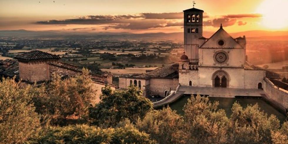 Grande traversata Spello Assisi parlando d'amore
