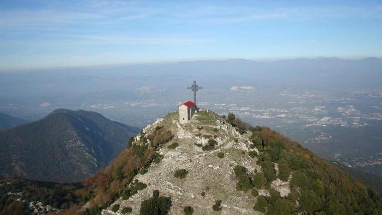 Il monte Cacume
