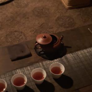 茶に降る時間