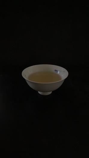 茶湯の中の水の気配