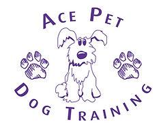 Janice Baker Logo - Ace Pet Training