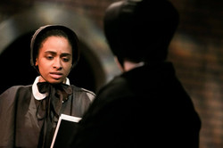 Sister James in Doubt: A Parable